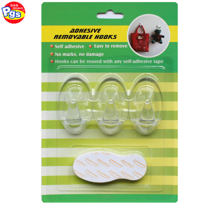 removable adhesive hooks