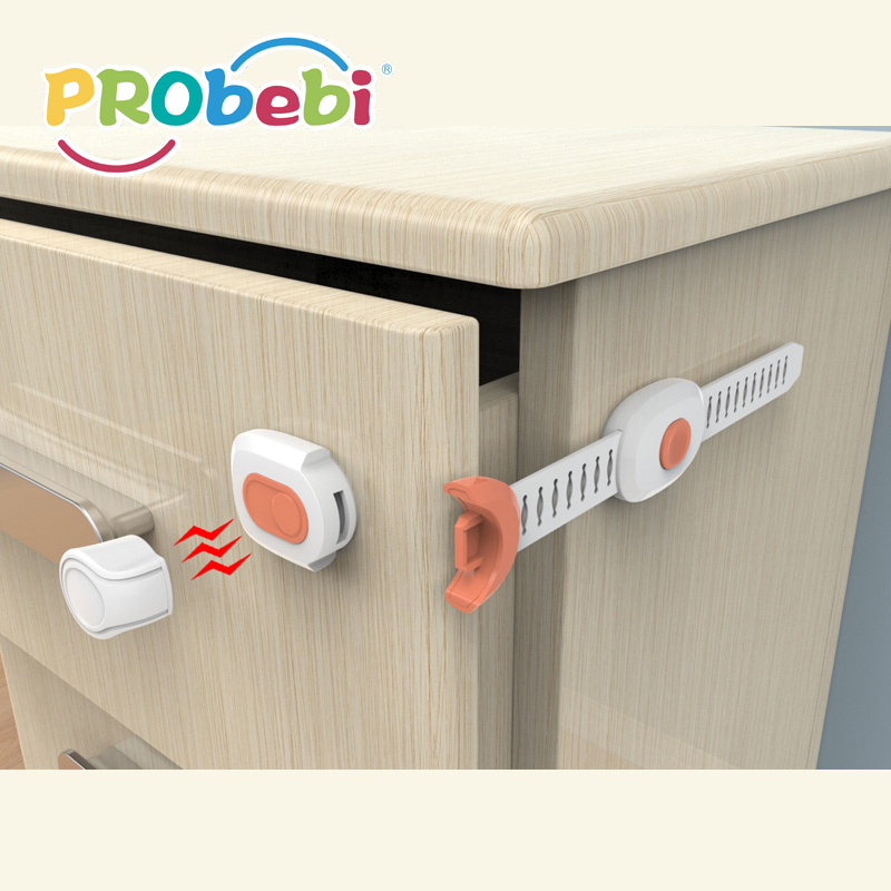 Children Multi Use Latches Child Proof Cabinets