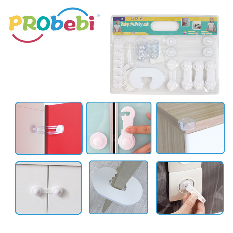 baby safety kits no drill