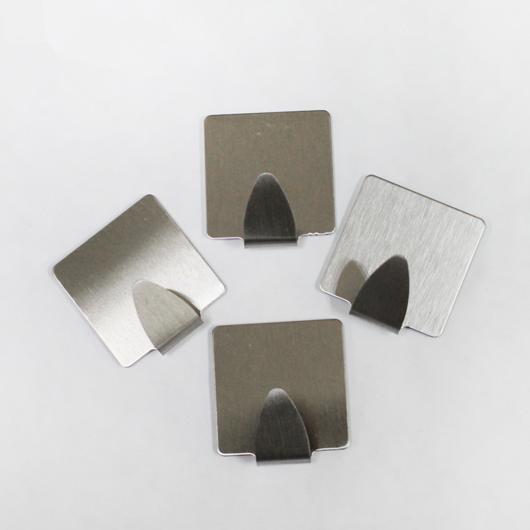 Self Adhesive Metal Hooks