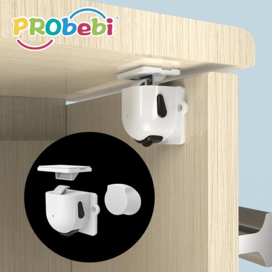 infant magnetic drawer lock