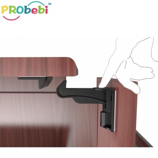 invisible drawer locks for baby