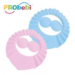 Shower shampoo cap with ears