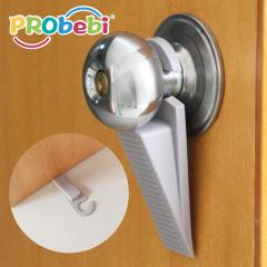 door wedge with hook