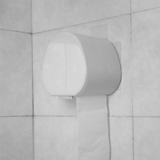 plastic toilet tissue paper holder
