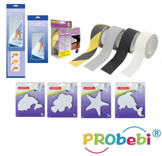 Antislip baby safety bathroom strap