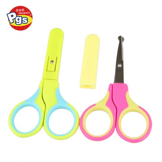 Baby safety grooming kit baby scissors