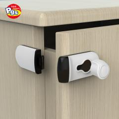 2 pack baby safety mother assure magnetic lock for cupboard