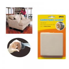 self adhesive 90mm furniture leg floor protection